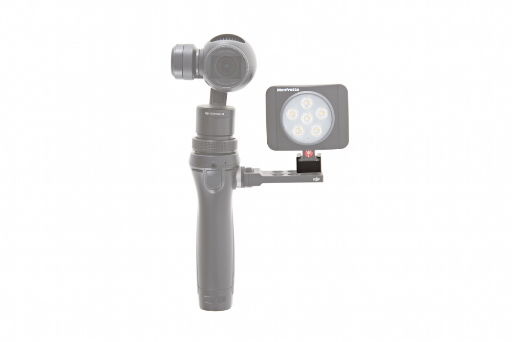 Original DJI Osmo Pro/RAW Parts Osmo – Quick Release 360 Degree Mic Mount