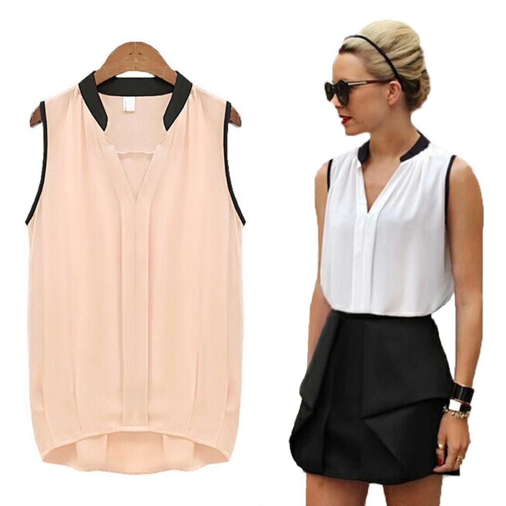 Женские блузки и Рубашки Women blouses 2015 Camisetas Femininas OL Blusas