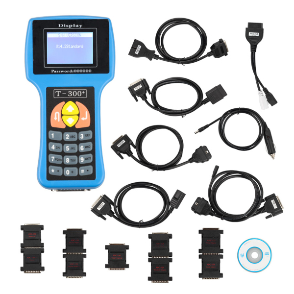 Updated Newest T300 Key Programmer V15.8 T Code For Multi-Brand Vehicle T300 Auto Programmer 2 Year Warranty(China (Mainland))