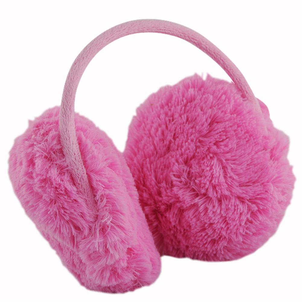 Free shipping 2016 Hot New Earmuffs Winter Women Fluffy Faux Fur Earmuffs Ear Warmer Ear Muffs Earcap Earlap Earflap(China (Mainland))