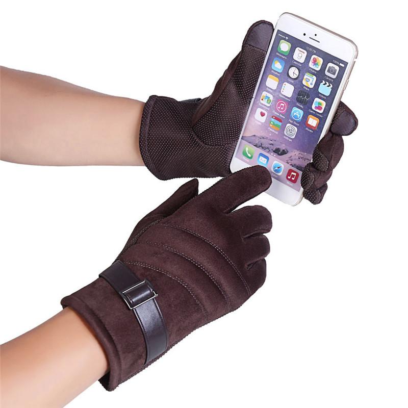 Online kopen Wholesale bruin snowboard handschoenen uit China bruin snowboard handschoenen