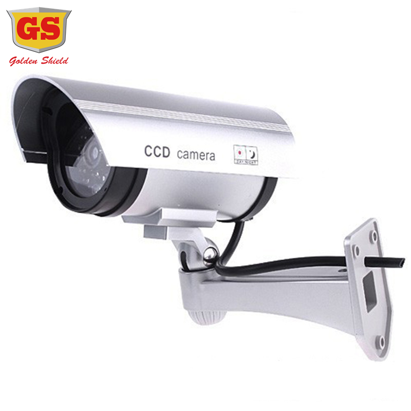fake security cameras waterproof indoor outdoor bullet dummy cctv surveillance camaras with. Black Bedroom Furniture Sets. Home Design Ideas