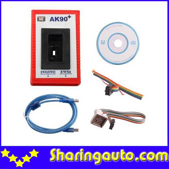 Newest V3.19 AK90 Key Programmer AK90+ For All BMW EWS From 1995-2005 1pcs/lot<br>