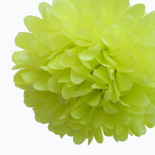 """50pcs/lot 6""""(15cm) Handmade paper Crafts flower ball for new year celebrations(China (Mainland))"""