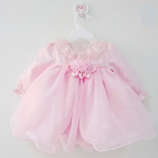 Girls christmas wedding party dresses for infant baby clothing 80027
