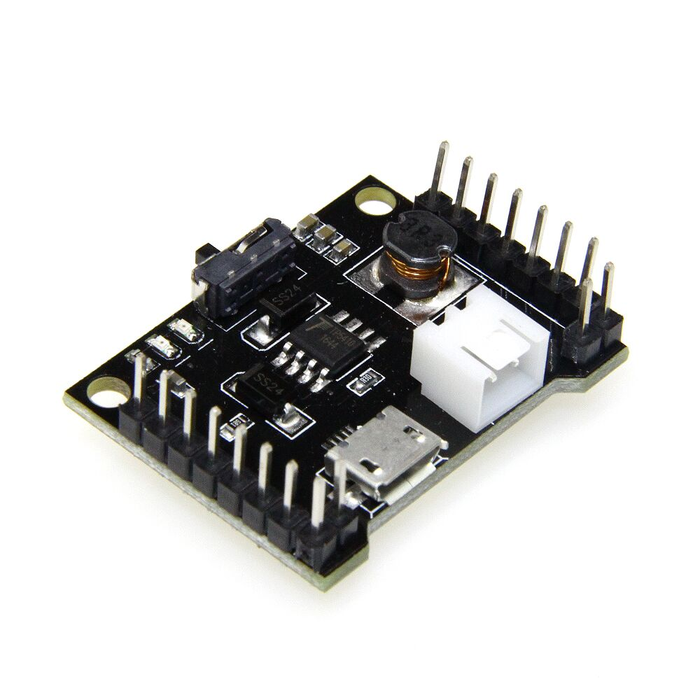 X-Battery Shield ESP8266 WIFI Module