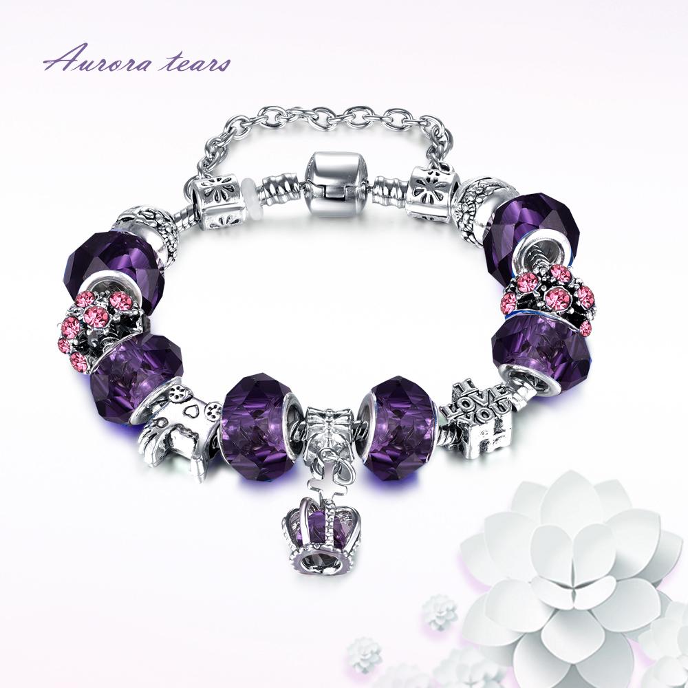bracelets for women party gift charm bracelet female