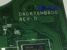 FREE SHIPPING + NEW DA0R76MB6D0 REV : D  Laptop Motherboard For HP Pavilion 15-E 15Z-E NOTEBOOK(China (Mainland))