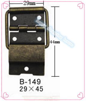 Hardware accessories antique furniture hardware hinge 29mm*45mm(China (Mainland))
