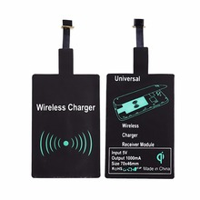 Buy Micro USB Qi Wireless Charger Receiver Charging Adapter Receptor Receiver Pad Coil Chip Samsung HUAWEI Android Smartphone for $2.25 in AliExpress store
