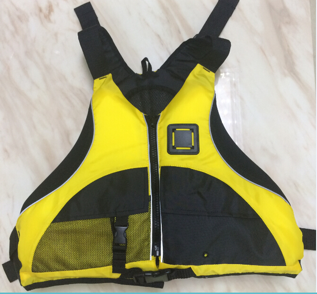Free shipping Kayak Life Jackets With SOLAS Standard Adult size one size fits all, marine life vest, buoyancy aids, life jacket