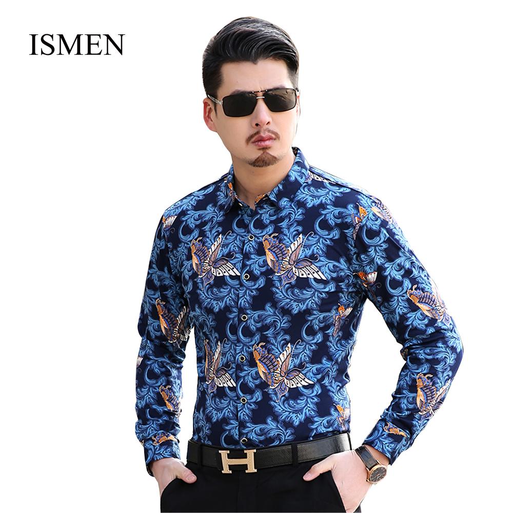 buy ismen men shirts full sleeve dress shirt high quality chemise mercerized. Black Bedroom Furniture Sets. Home Design Ideas
