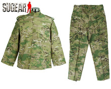 Buy Military Special Force Combat V2 Uniform Shirt & Pants Camoflague Tactical Clothing Hunting Paintball Wargame Ghillie Suit for $51.26 in AliExpress store