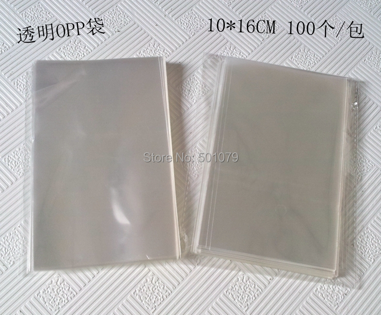New Arrive Large Baking Package bag Transparent Flat Polybag Ice Cream Packing Bag Food/Cake/Bread Bag 10*16cm 100pcs/bag(China (Mainland))