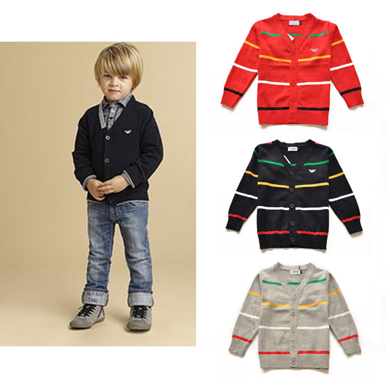 Free shipping 2015 New Cotton Baby Sweater Cardigan Sweater Kids Boy Girl Spring Sweater Children's Clothing Wholesale Trade 36(China (Mainland))