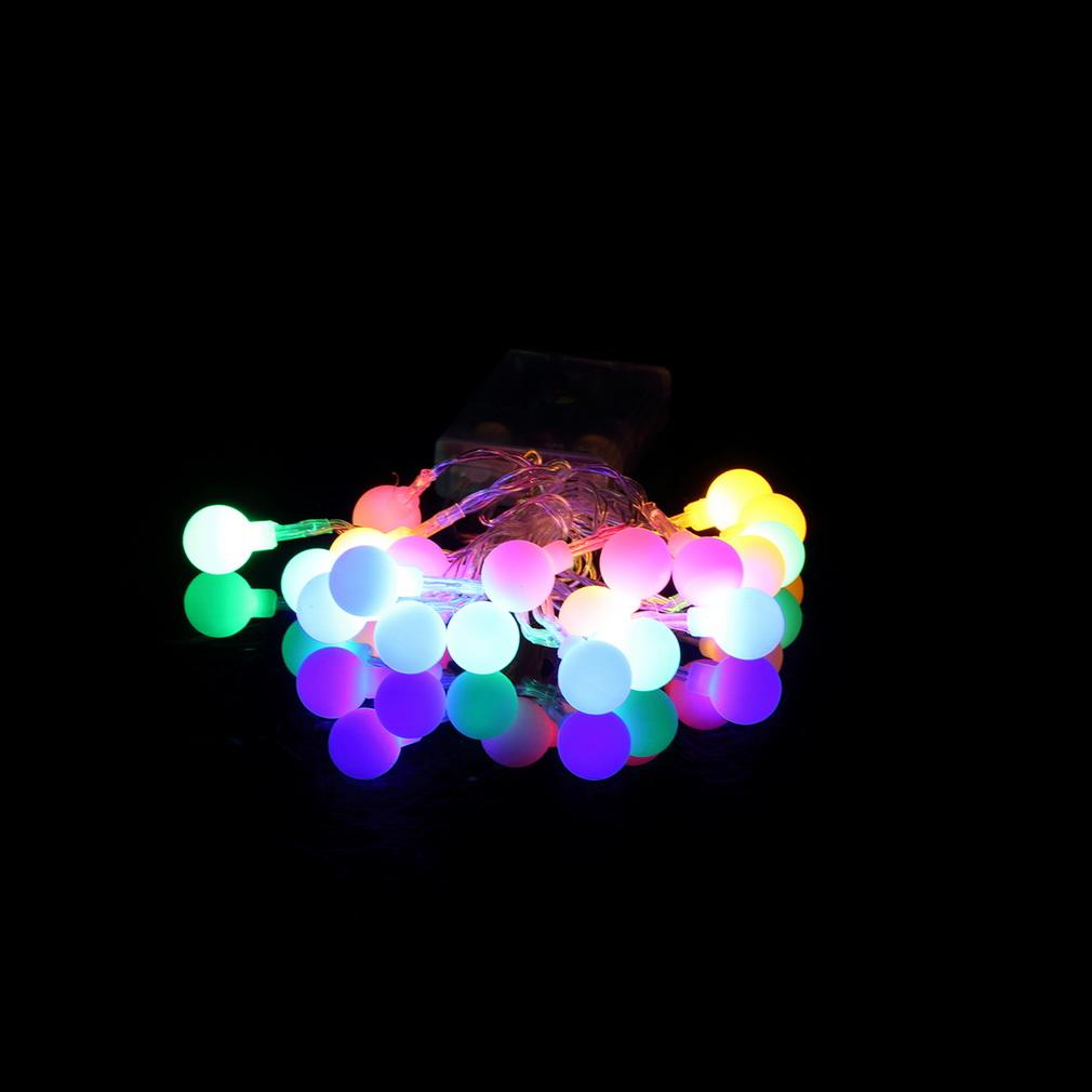 Гаджет  2015 New Solar String Light Christmas Party Decorative Lamp 20 LED Small Ball Light Hot Selling None Свет и освещение