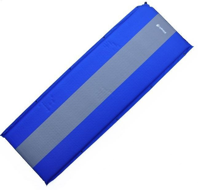 190*60*5cm Automatic Inflatable Camping mat,tent sleeping bed,air mattresses,1700g,blue or orange for choice(China (Mainland))