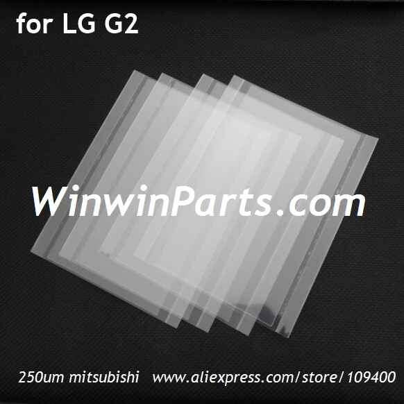 Клей For Mitsubishi 250um LG G2 D800 D801 D802 D803 D804 for LG G2 батарейку на lg kg 800