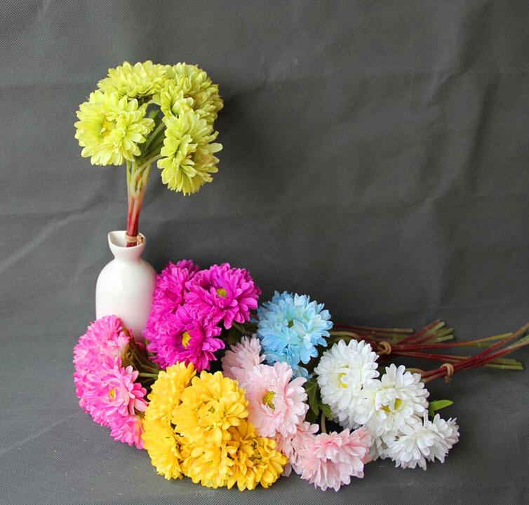 rose daisy bouquets promotion achetez des rose daisy bouquets promotionnels sur. Black Bedroom Furniture Sets. Home Design Ideas