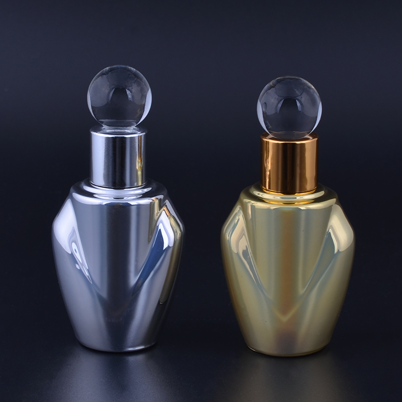 MUB - Unique Design 11ml Perfume Glass Bottle And Packaging Box,UV Glass Dropping Refillable Bottles(China (Mainland))