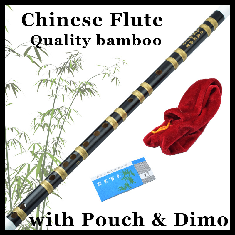 Traditional Handmade Bamboo Wooden Chinese Dizi Flute Professional Pan Flauta Music Musical Instruments Xiao C/D/E/F/G Keys Tone