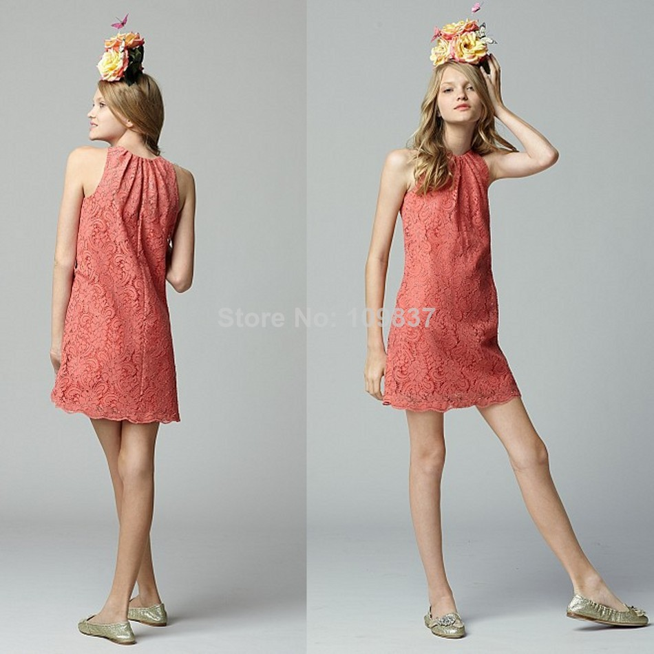 Coral Colored Dresses For Wedding 47 Great Junior bridesmaid dresses coral