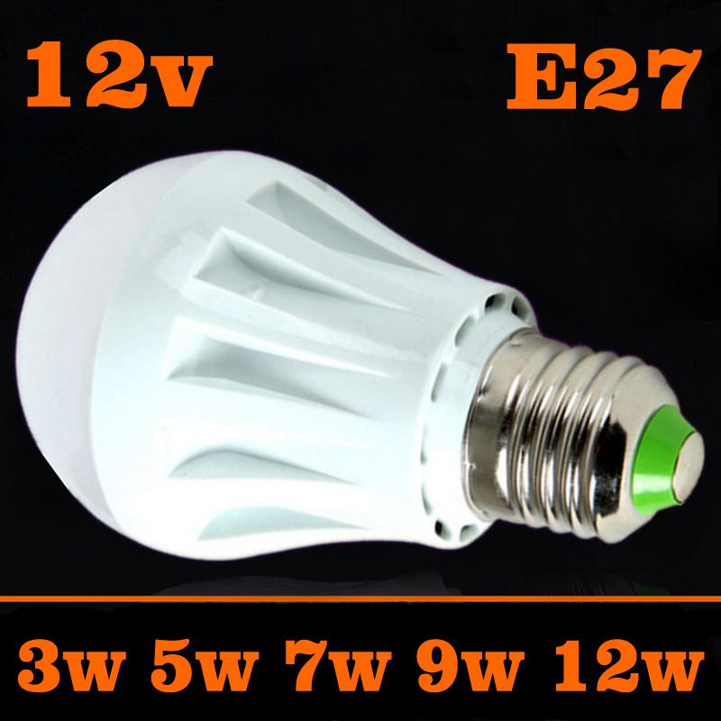Acquista all 39 ingrosso online 12 volt e27 led bulb da for Lampadine led vendita online