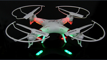 free shipping HuanQi 898B 2.4G 4CH 6-Axis  R/C Quadcopter/ Drone With wifi FPV HD camera smartphone gravity induction control