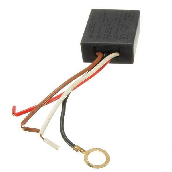 Chilitoco AC 110V 3 Way Touch Control Sensor Switch Dimmer Lamp Desk Light Parts(China (Mainland))