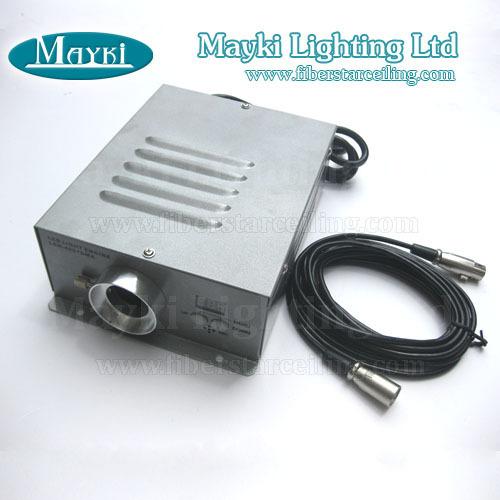 LEH-3121DMX 40W LED fiber optic illuminator+Free shipping