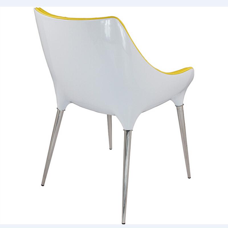 jaune en cuir chaise promotion achetez des jaune en cuir On chaise cuir jaune