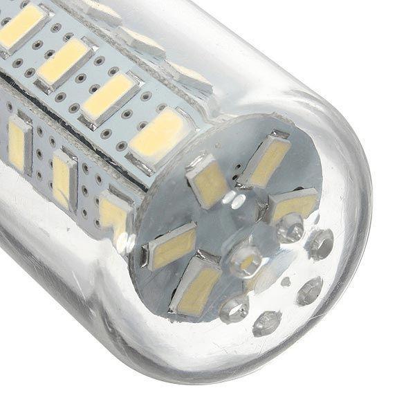 Chinafactory E27 LED Bulb 7W Warm White White 36 SMD 5730 AC 220V Corn Light(China (Mainland))