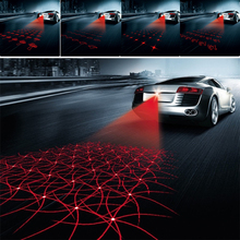 Buy car styling Multi shape Anti Collision Rear-end Car Laser Tail led car Fog Light 12V Auto Brake auto Parking car Warning Light for $1.58 in AliExpress store