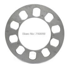 TIROL T12852b Universal Wheel Spacer 5 hole 5mm thick Aluminum Wheel adapter fit 5 lug 5X114.3 5X120 5X120.7 5X127(China (Mainland))