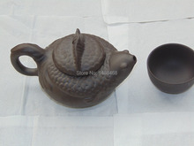 Tianmu 2015 new hot teapot carp Kung Fu tea gifts special sales package 110cc Quantity