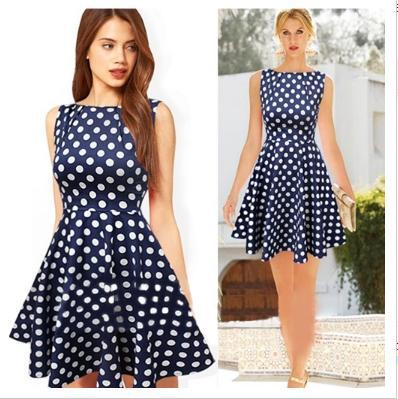 Knee length summer dresses - Best Dressed