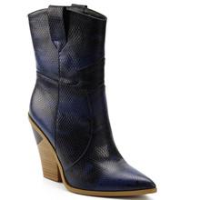 Doratasia thương hiệu Xuân mùa đông Ins nóng lớn Kích thước 46 Giày cao gót nữ Giày nữ Retro ngắn giày slip on nữ giày giày tây(China)