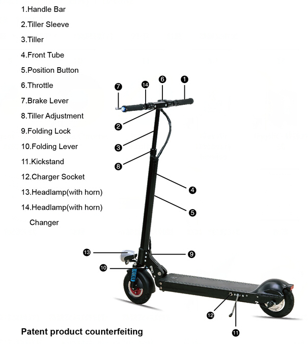 aliexpress com   buy hot sale folding electric scooters