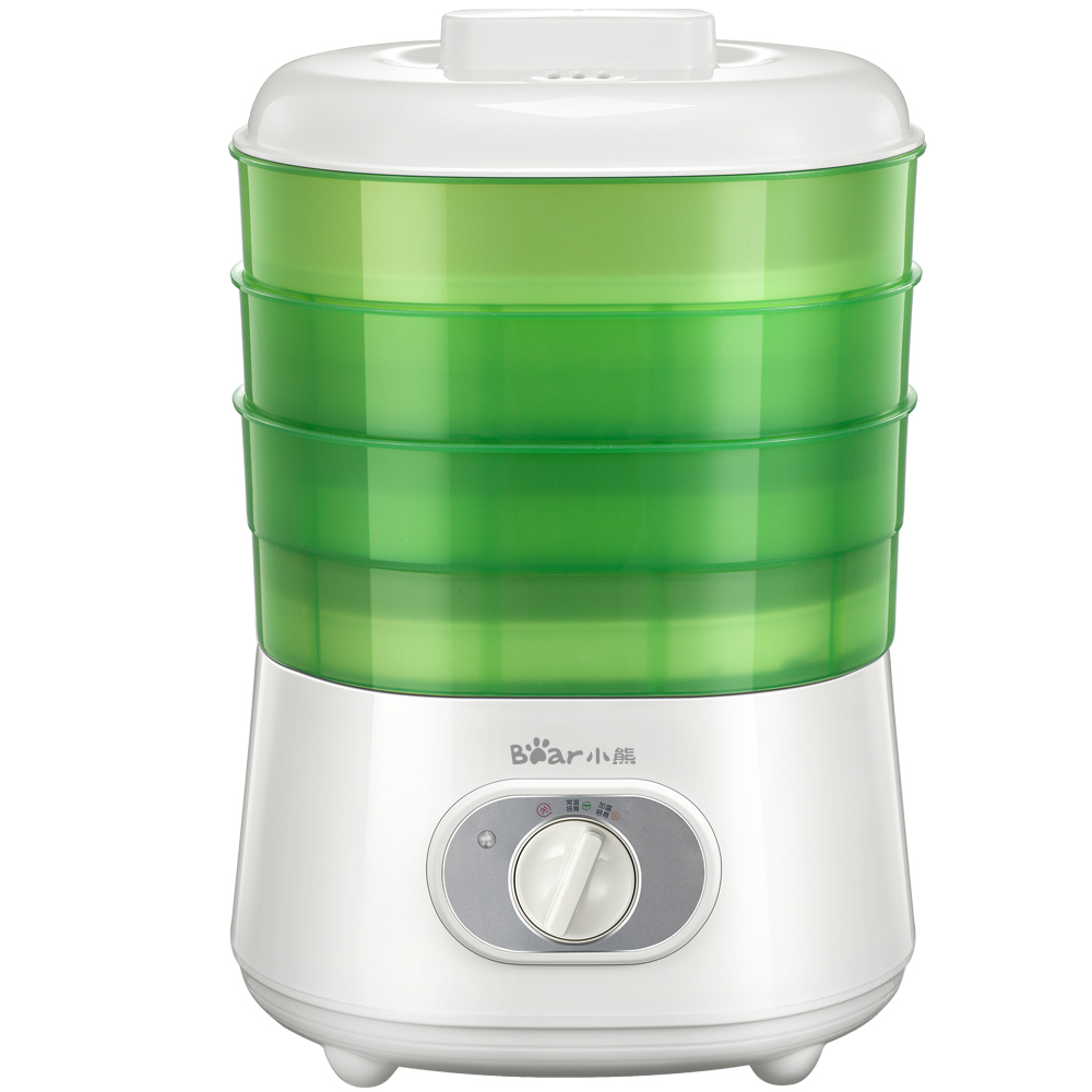 Free shipping Bean sprouts machine automatic household hair bean fully large capacity<br><br>Aliexpress