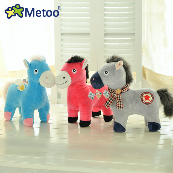 Genuine metoo Cloud River Pony doll dolls New Year Fortuna horse pillow plush toys holiday gifts(China (Mainland))
