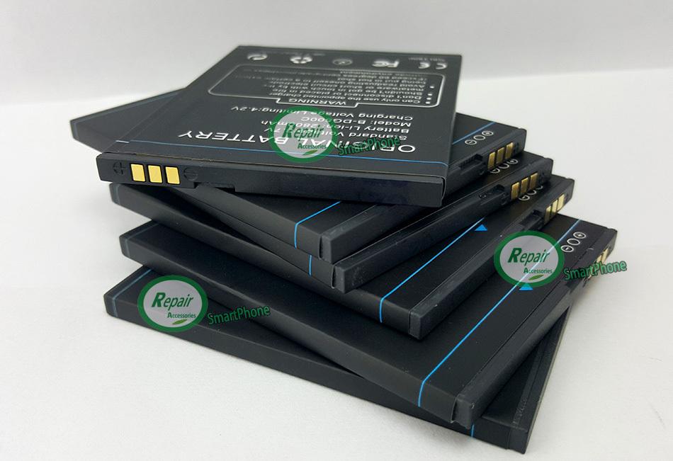 100 Original DOOGEE DG500 500C Battery 2800mAh Li ion Battery Replacement For DOOGEE DG500C DG500 Smart