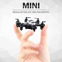 Spy Drone W609-5 2.4G 4CH 6Axis Gyro Quadcopter With Switchable Controller RTF UAV RC Helicopter Mini Dron