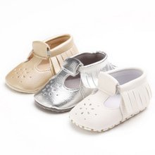 Fashion Summer Baby Girls Sandals Shoes Clogs Toddler Infant Newborn Moccaines L6 - Trustworthy Online Mall store