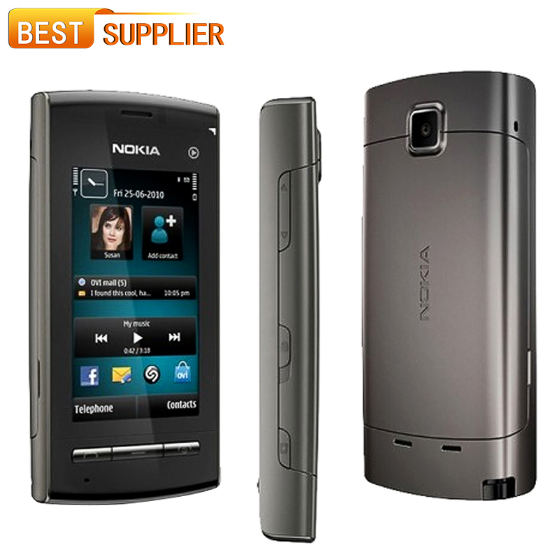 Original 5250 Nokia Mobile Phone Unlocked 5250 Touchscreen Cellphone(China (Mainland))
