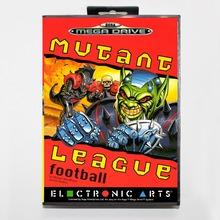 Buy Mutant league football 16 bit SEGA MD Game Card Retail Box Sega Mega Drive Genesis for $10.36 in AliExpress store