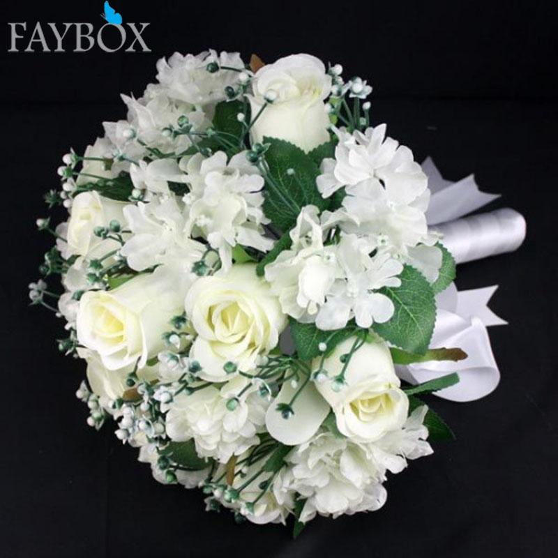 Свадебный букет FayBox