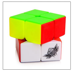 New limCube Twin 1.zero 3×3 Magic Dice Black Twin 3x3x3 Dice model 1.zero Black fangshi Juguetes Educativo