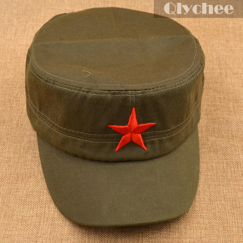 Шляпы военного образца из Китая