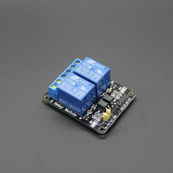 Free Shipping LOT 5V 2 Channel Relay Module Shield for Arduin ARM PIC AVR DSP Electronic<br><br>Aliexpress