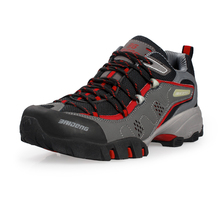 2016 Mountain Shoes Outdoor Climbing Soft Shoes Men's Designer Sport Breathable Waterproof Walking Shoes Boots Men AG-JJBL-07(China (Mainland))